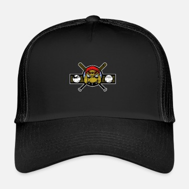 Softball softball - Casquette trucker