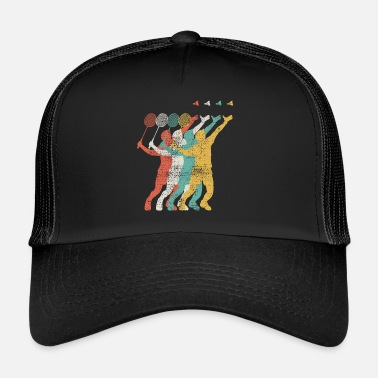 Serve Badminton serve - Trucker Cap