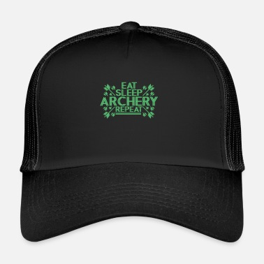 Arrow And Bow bow and arrow - Trucker Cap