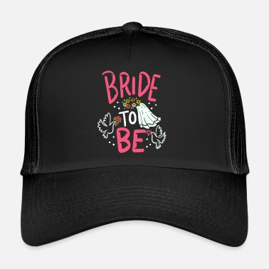 Engagement engagement - Trucker cap