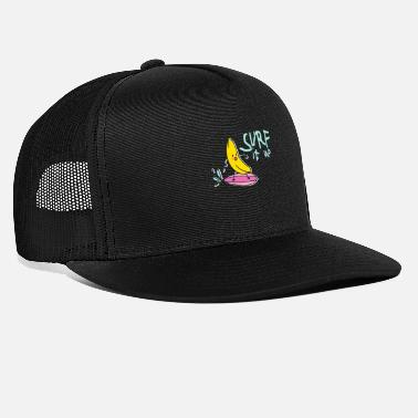 Banana Banana surf - Cappello trucker