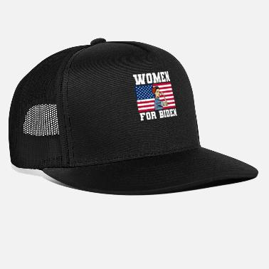 Hop Women For Joe Biden Flagge, US Wahlen - Trucker Cap
