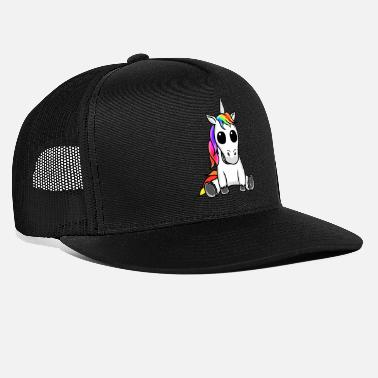 Rausch Extraterrestrial Unicorn Alien Drugs - Trucker Cap