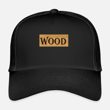 Schland Wood - Cappello trucker