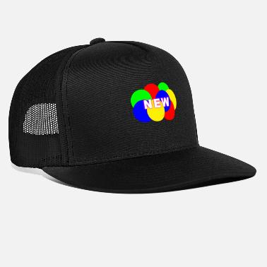 Nuovo Rave Nuovo pop - Cappello trucker