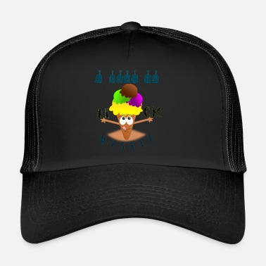 Myself Lick myself - Trucker Cap