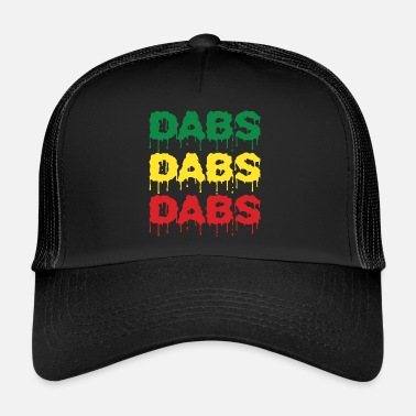 Dab Dabs Dabs Dabs - Trucker Cap