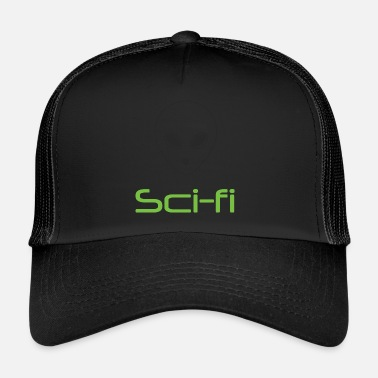 Science-fiction Science-fiction - Trucker Cap