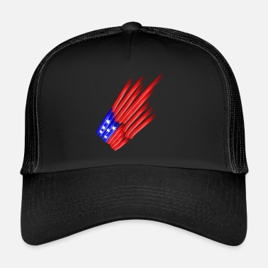 Us usa - Trucker Cap