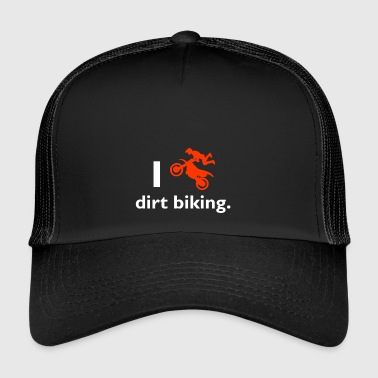 Dirt Dirt biking - Trucker Cap