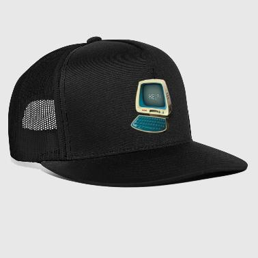 Retro PC - Gorra de camionero