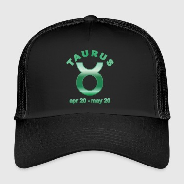 Horoscope Taureau - Trucker Cap