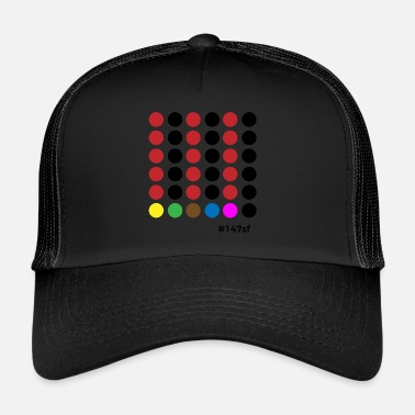 Snooker Snooker # 147sf - Trucker Cap
