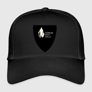 Templar Shield - Trucker Cap