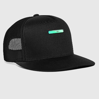 loading bar - Trucker Cap