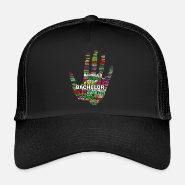 Bachelor gedaan High Five - Trucker cap