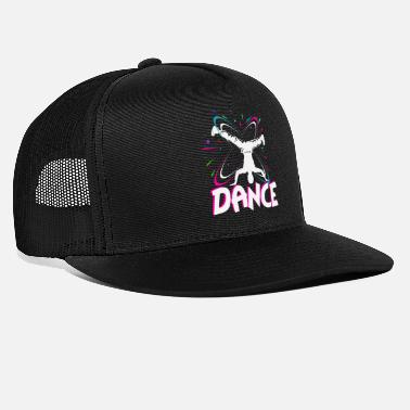 Breakdance breakdancer - Casquette trucker