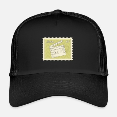 Filmemacher Filmemacher Briefmarken - Trucker Cap