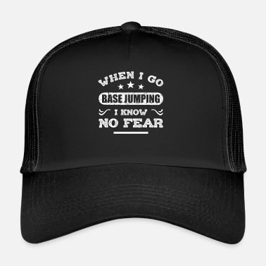 Base Base Jumping - Trucker Cap