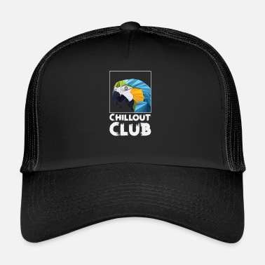 Chillout Chillout Club - Trucker Cap
