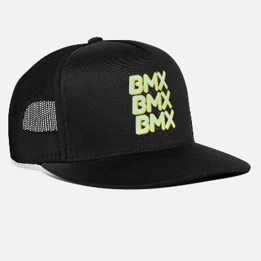 Wheel Bmx bike - Trucker Cap