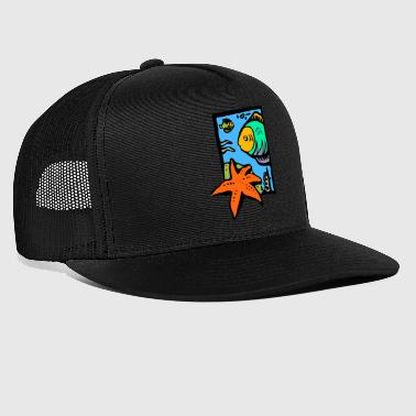 fish424 - Trucker Cap
