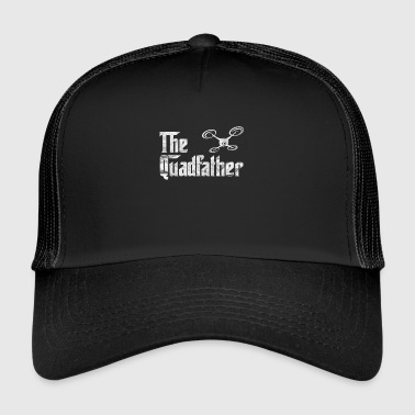 The drones father - Trucker Cap