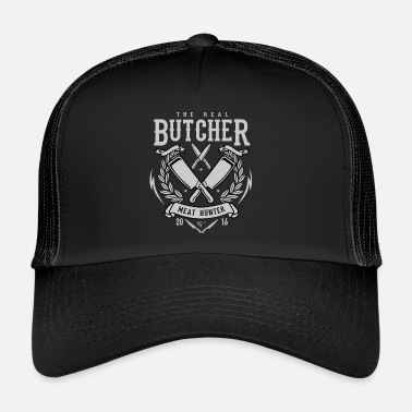 The Real Butcher - Trucker Cap