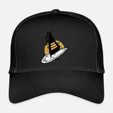 Wind Wind Surfing - Trucker Cap
