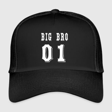 Big Bro big bro 01 - Trucker Cap