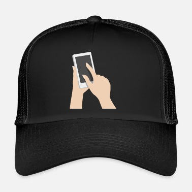 Mobile mobile - Trucker Cap
