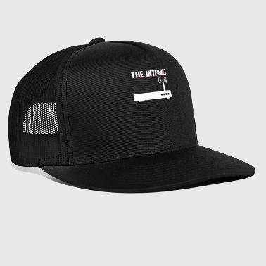The Internet - Trucker Cap
