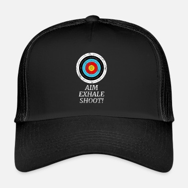 Club Tiro Al Segno Archery ARCO ARCHER REGALO - Trucker Cap