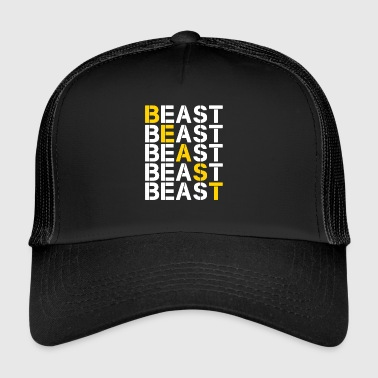 Mode Beast - Trucker Cap