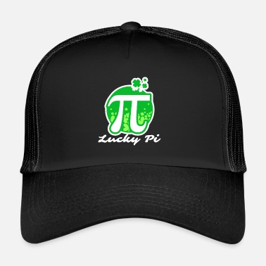 Pi Day Lucky Pi - Pi Day - Trucker Cap