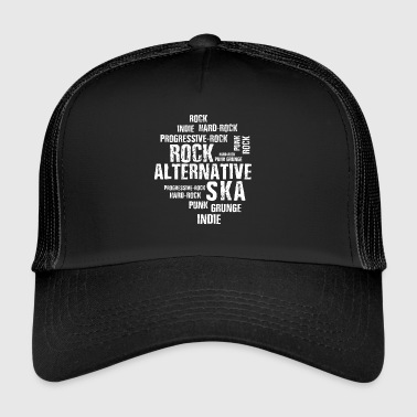 Ska Punk Rock Alternative Indie Punk Grunge Ska - Trucker Cap