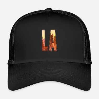 Los Angeles Los Angeles / LA - Trucker Cap