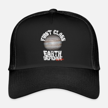 Gas Jupiter Planet Gas Giant - Trucker Cap