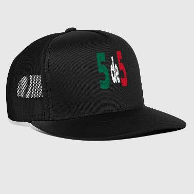 Cadeau de T-shirt Cinco de mayo Mexique - Trucker Cap