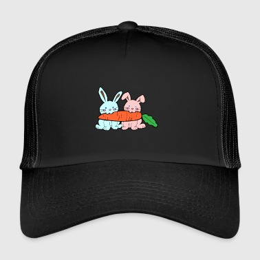 Animal Theme Shirt Kids Shirt Animals Cartoon Gift - Trucker Cap