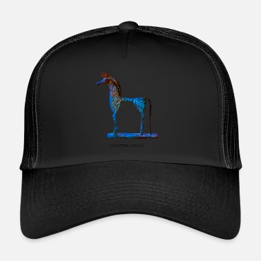 Greek The Greek horse - Trucker Cap