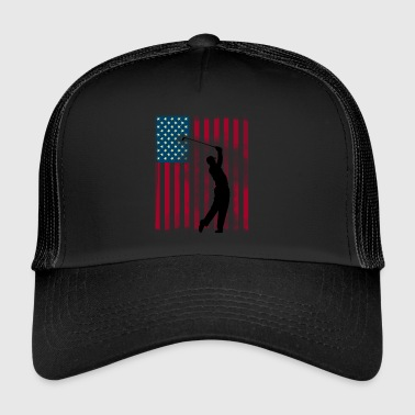 Golf usa Schlag Golfer handicap - Trucker Cap