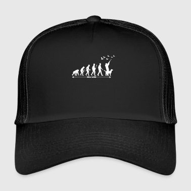 Duck Hunting Evolution - Trucker Cap