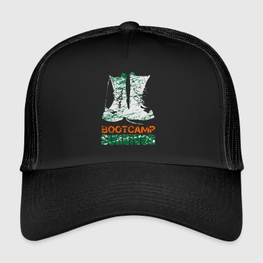 Bootcamp Survivant du bootcamp - Trucker Cap