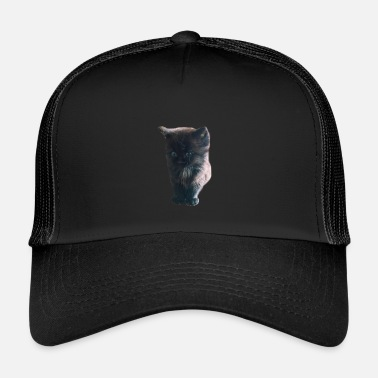 Oliver Scaredy Cat Oliver - Trucker Cap