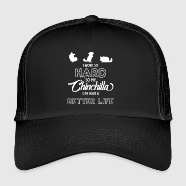 Chinchilla - chinchillas - chinchilla - Trucker Cap