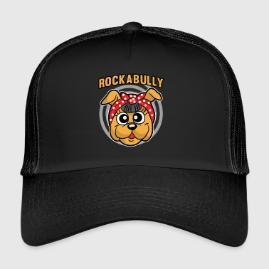 Rockabilly rockabilly - Trucker Cap
