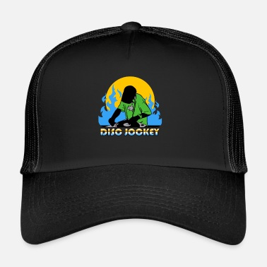 Jockey disc jockey - Trucker Cap