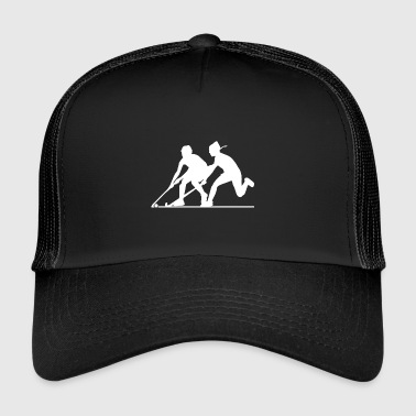 hockey su prato - Trucker Cap