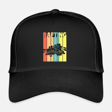 Rafting Rafting Shirt Rafting Team Gift Extreme Sports - Trucker Cap